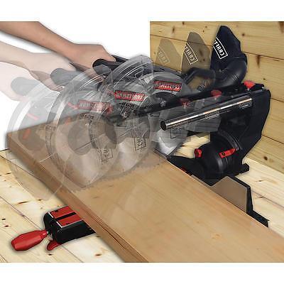 "Craftsman 10"" Compact Compound Miter Saw Laser"
