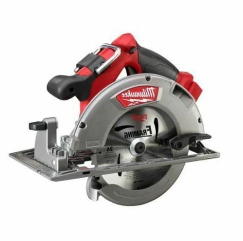 cordless fuel brushless circular saw
