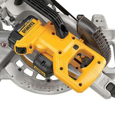 "DeWALT DCS361B 20V Cordless 7-1/4"" Sliding Miter - Tool"