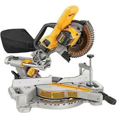 DeWALT 20V Cordless Sliding Miter - Tool