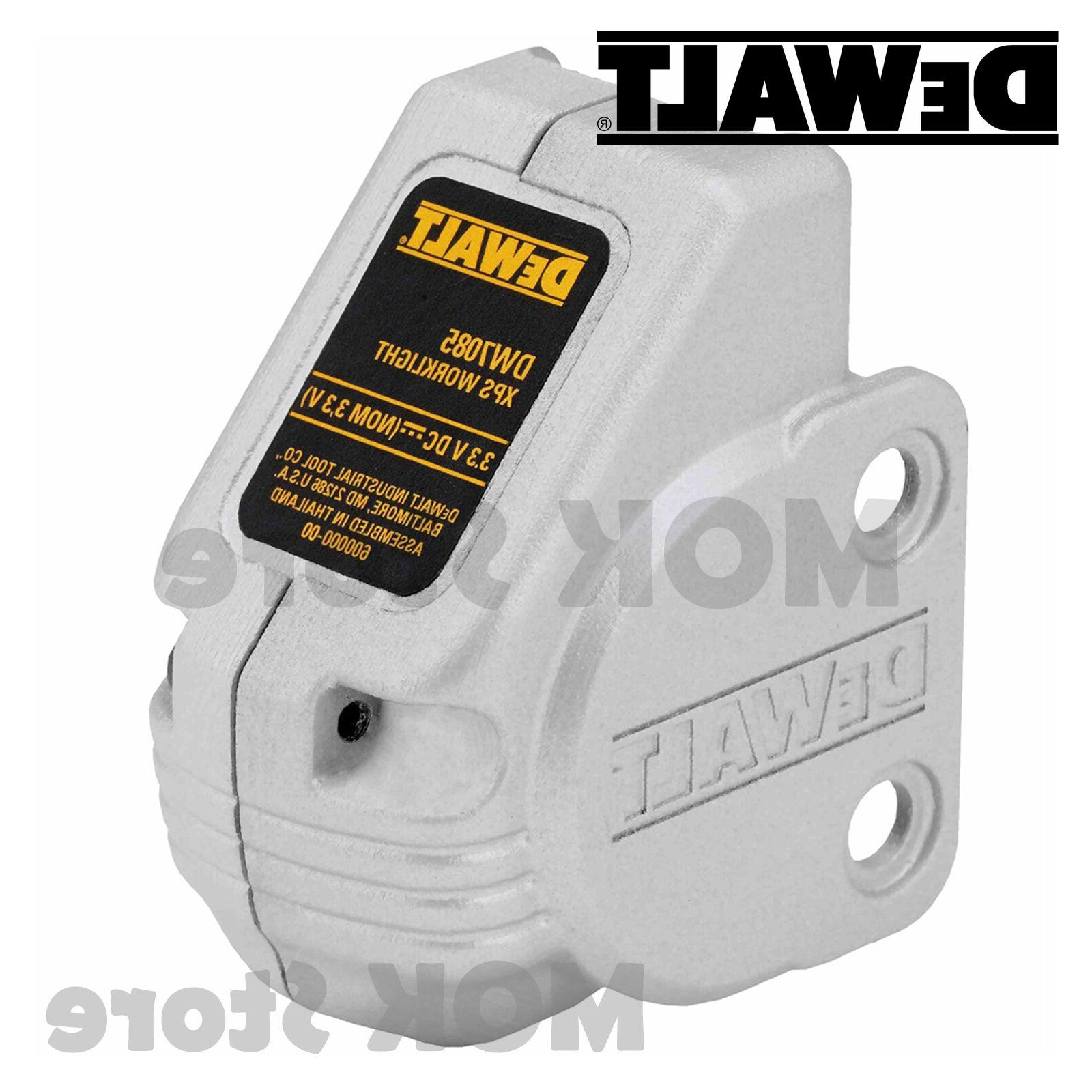 DeWalt DWS7085 Miter LED Worklight DW717, / Stock