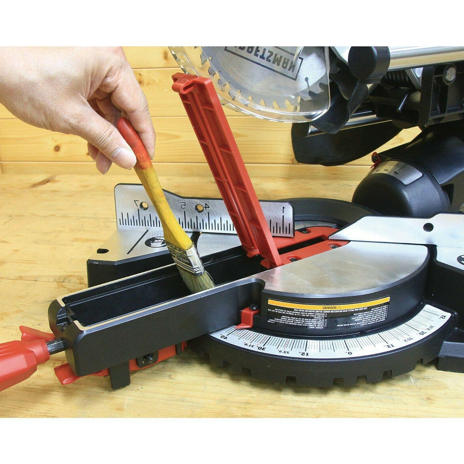 Craftsman Electric Sliding Compound Saw Amp Laser Trac Portable
