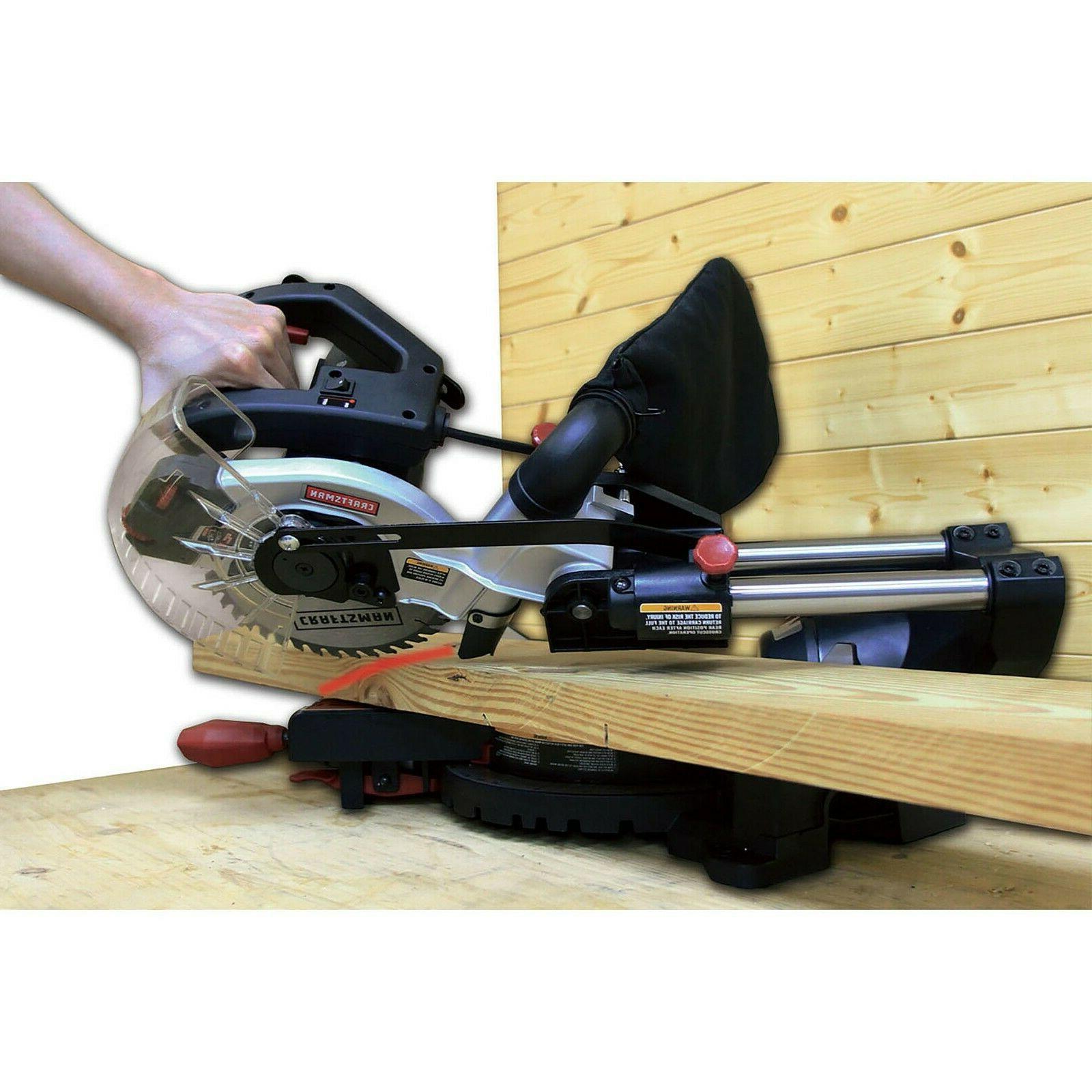 """Craftsman 7-1/4"""" Compound Miter Saw Amp"""