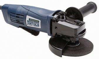 Chicago Electric Professional 4-1/2 Angle Grinder