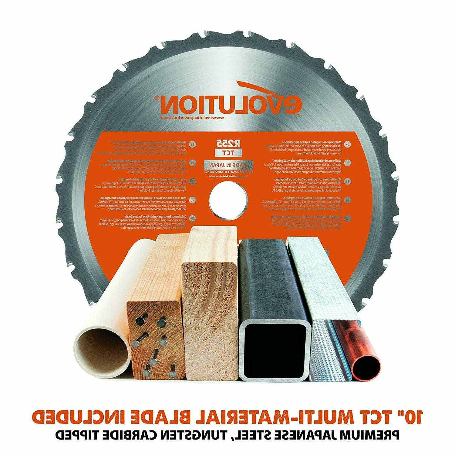 Evolution Tools TCT Saw