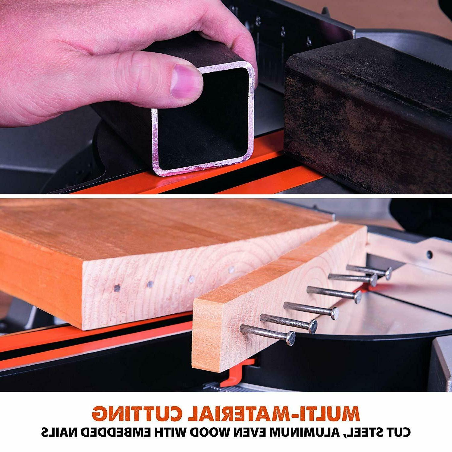 Evolution Power Tools TCT Multi-Material Saw