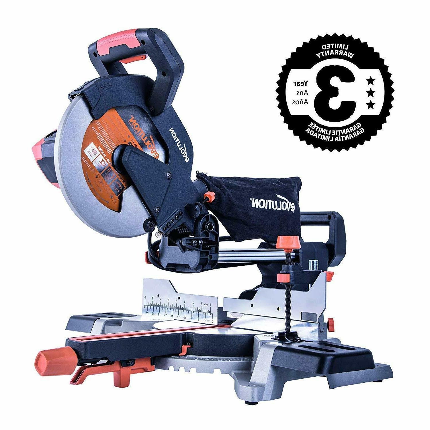 evolution power tools 10 tct multi material