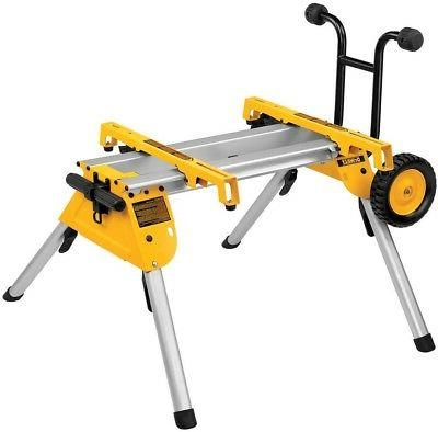 folding rolling miter saw stand