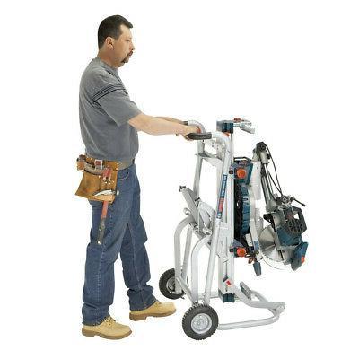 Bosch Gravity-Rise Wheeled Saw