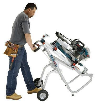 Bosch Gravity-Rise Wheeled Saw T4B