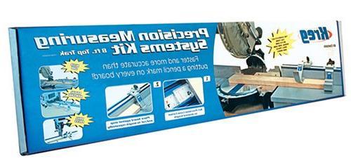 Kreg KMS8000 Precision Trak and Kit