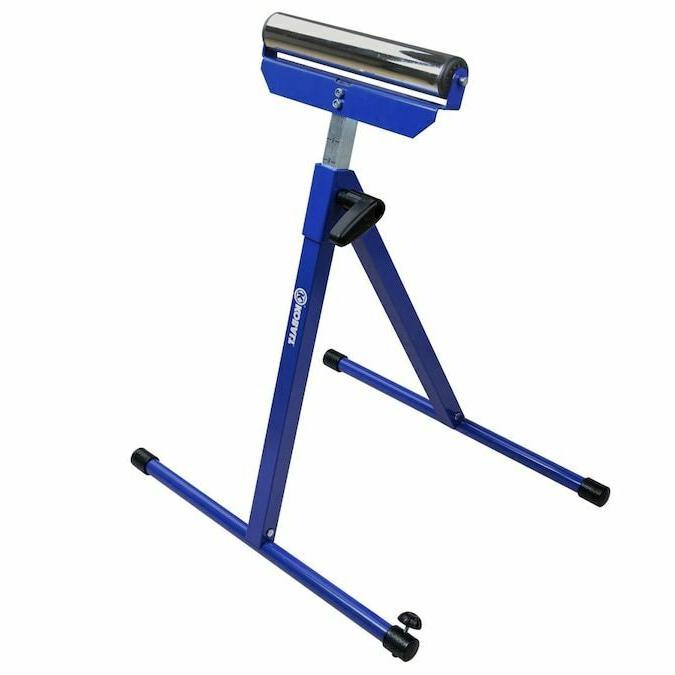 kobalt steel roller adjustable rolling table saw