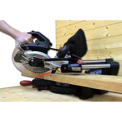 Craftsman 7 1/4 Inch Laser Trac Compact Compound Miter NEW