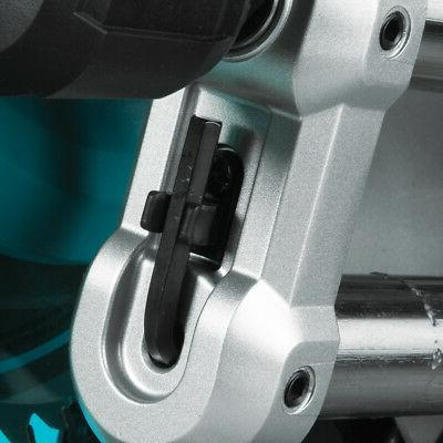 Makita LS1019L 15-Amp Dual-Bevel Sliding Compound Miter Saw w/ Laser