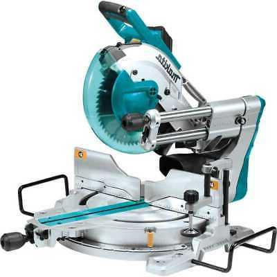 "Makita LS1019LX 10"" Dual-Bevel Sliding Miter with Stand"