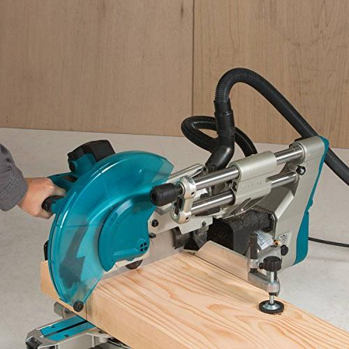 "Makita LS1219L 12"" Sliding Miter with"