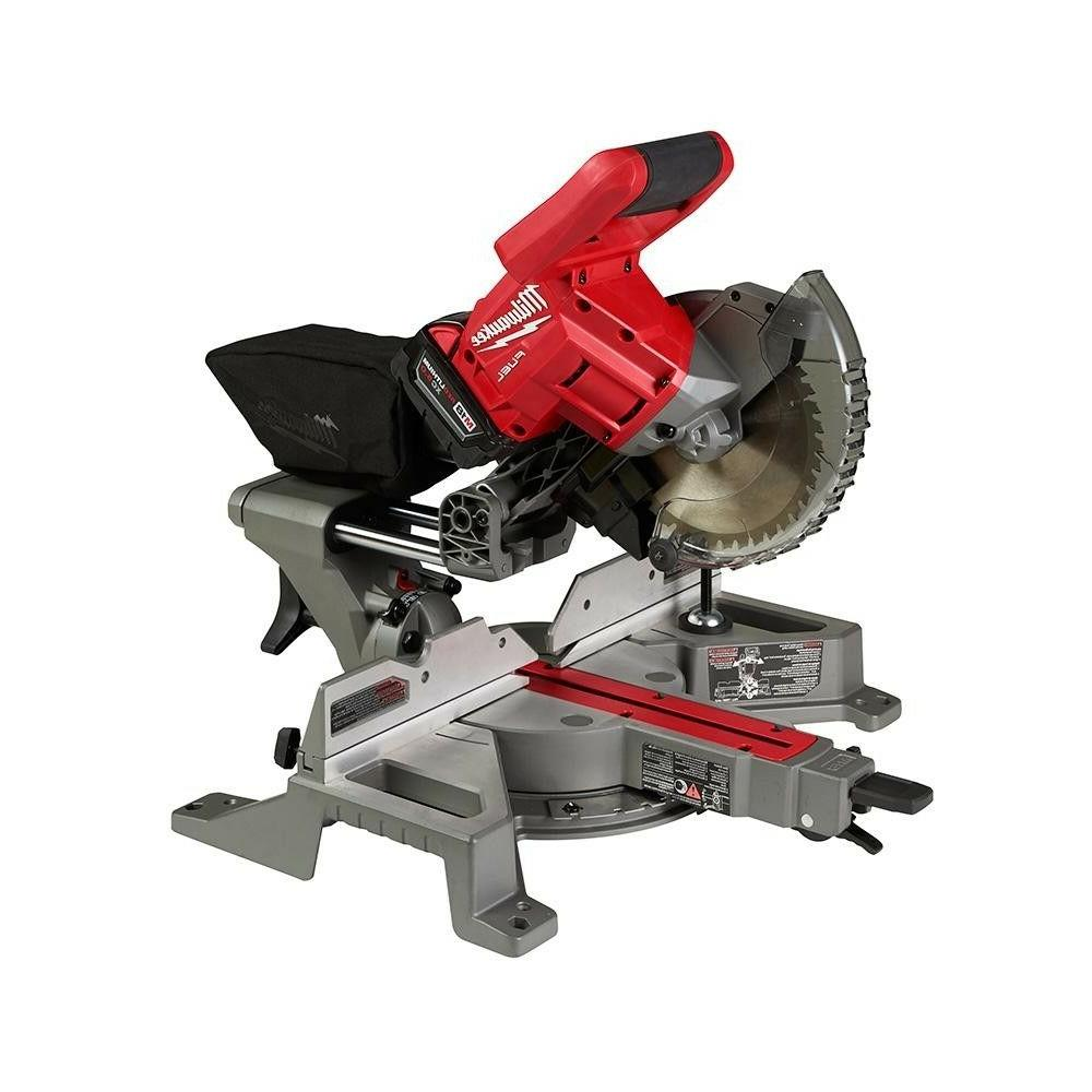 Milwaukee in. Compound Miter with