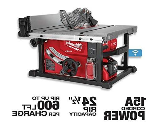 Milwaukee 2736-20 M18 ONE-Key in. Saw, - Battery, NOT