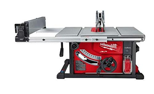 Milwaukee 2736-20 ONE-Key 8-1/4 in. Table Saw, Battery, Charger NOT