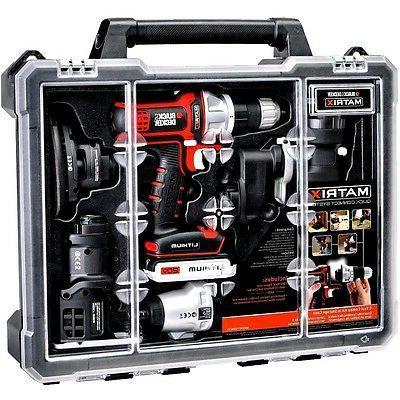 matrix 6 power combo kit