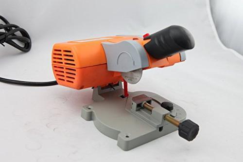 Mini Cut-off Steel Blade Cutting Metal Wood Plastic Adjust