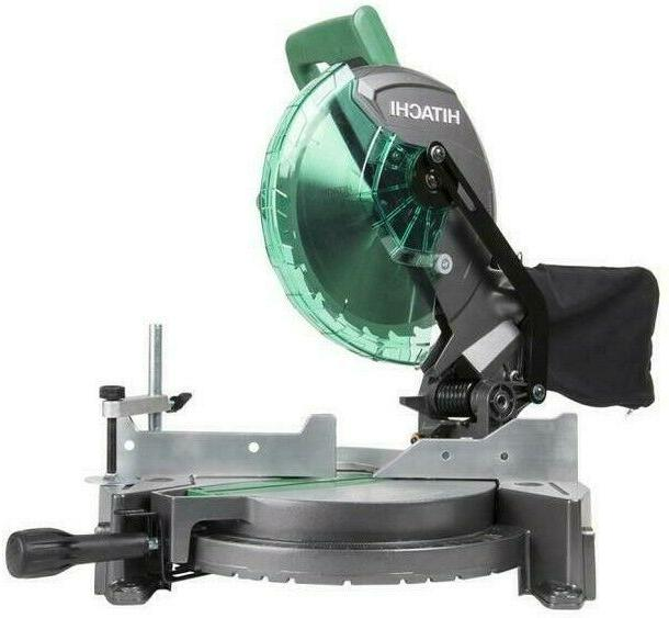 Hitachi Miter Saw in 15-Amp Compound