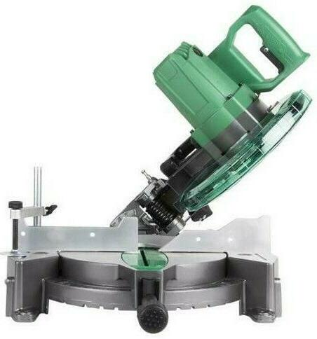 Hitachi Miter Saw in 15-Amp Compound Milter