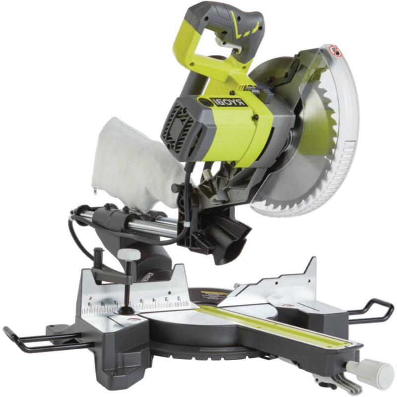 15 10 Sliding Saw and Drill/Driver,