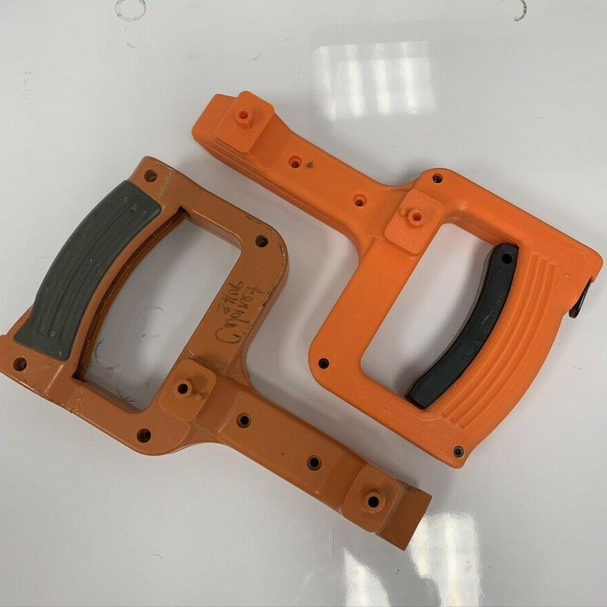 miter saw handles