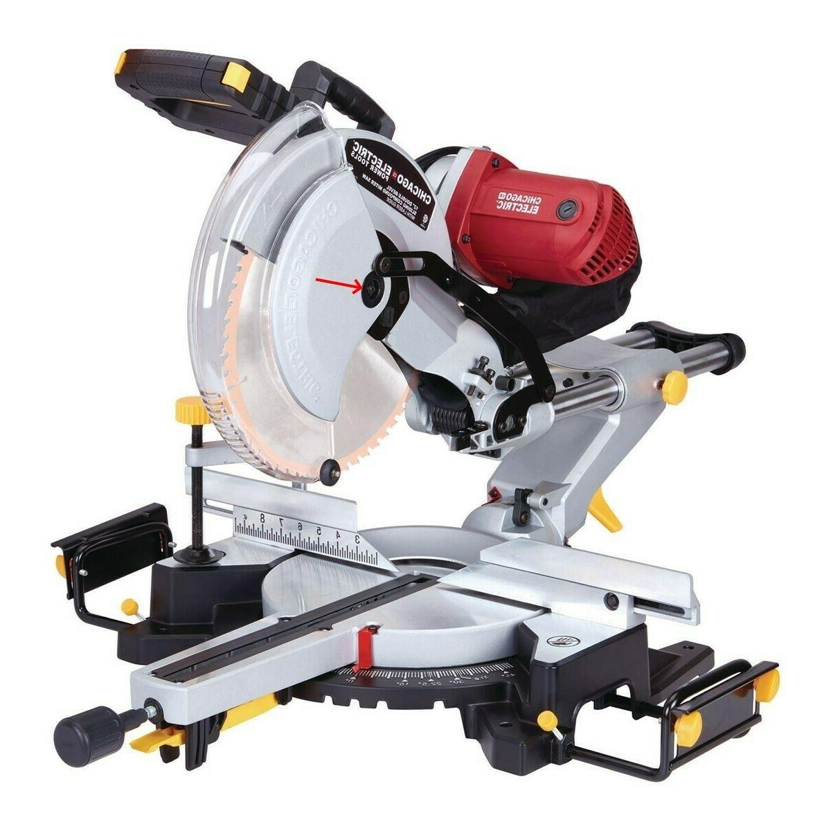 Miter Saw Washer forChicago Electric Miter Saw - Printed