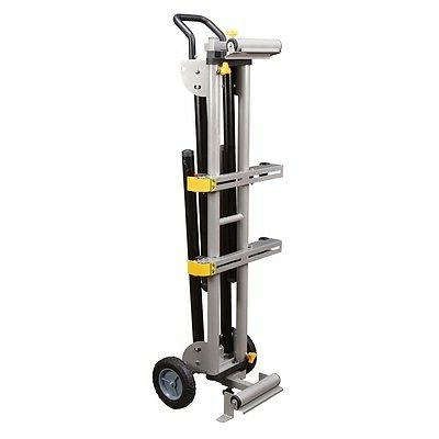 Miter Stand Duty Mobile Folding Portable Adjustable