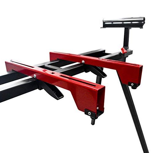 Tomax Miter Saw Stand Quick Attach Tool Mounting