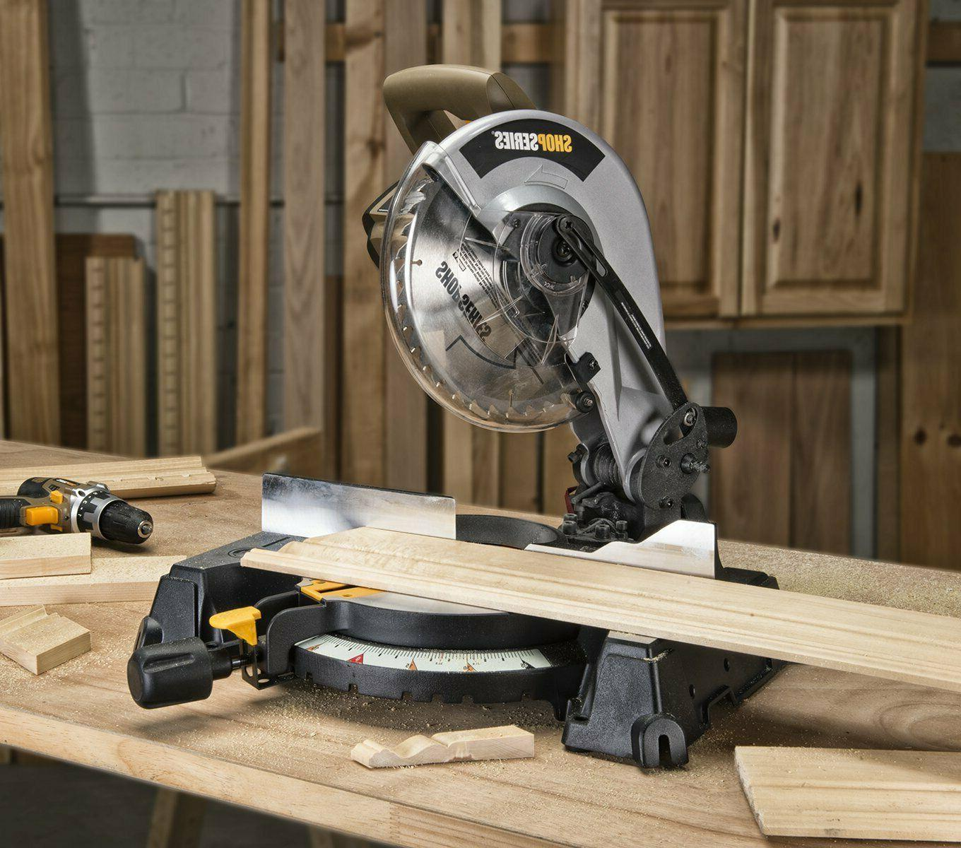 """Miter Saw with ShopSeries 10"""""""