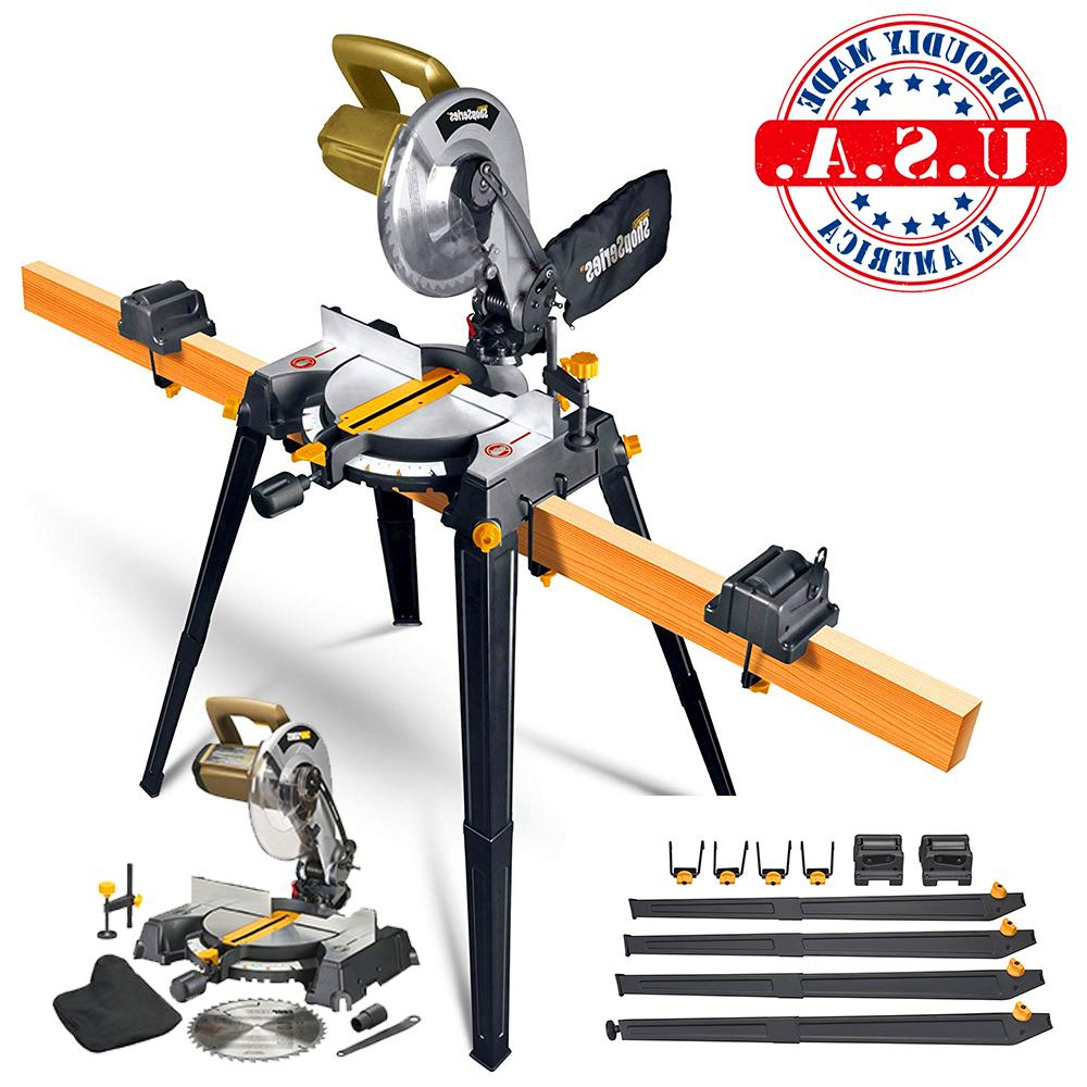 miter saw with stand shopseries rk7136 1