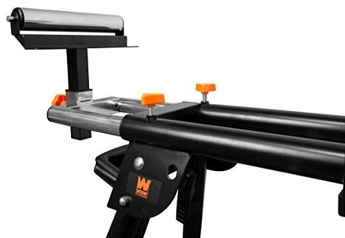 WEN MSA330 Miter with 3 Onboard Outlets