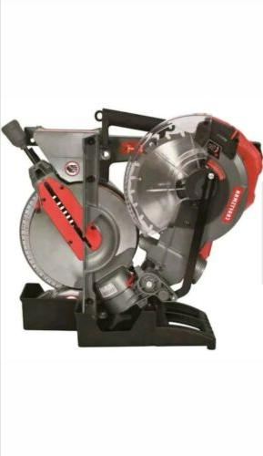 *NEW* 10-in Single-Bevel Laser Compound Miter Saw