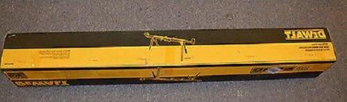new dwx723 universal miter saw leg stand