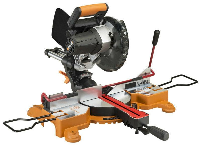 new in box wx845l sliding cordless miter