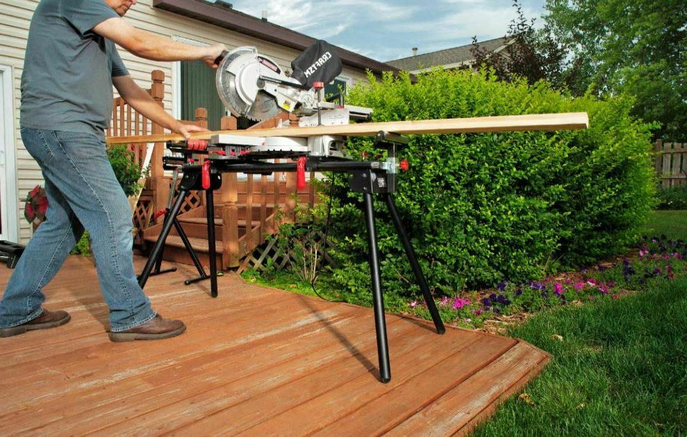 NEW Craftsman Universal Miter Saw Portable Extend