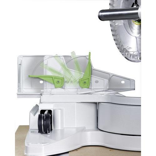 Compound Miter CT Mobile Dust Extractor