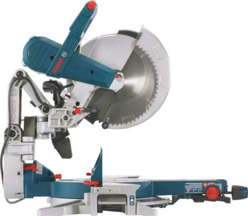 Bosch Power - 15 in. Dual-Bevel full size, Blue