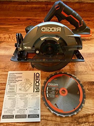 r8652 gen5x circular saw