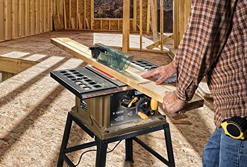 """ShopSeries RK7240.1 10"""" Table Saw with"""