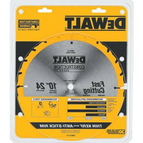 rotary saw blade 24 tooth