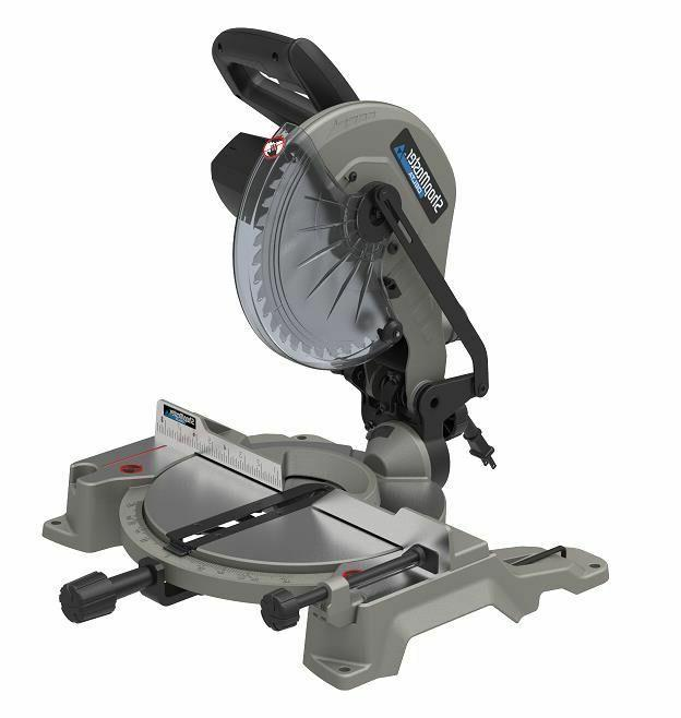 s26 shopmaster miter saw single