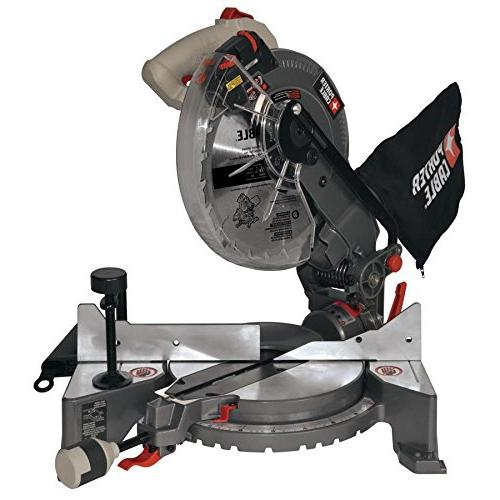 PORTER-CABLE 10-in 15-Amp Single Bevel Miter Saw