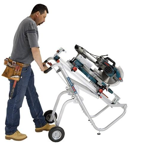 Bosch Portable Gravity-Rise Miter Stand