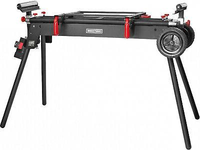 universal deluxe miter saw stand