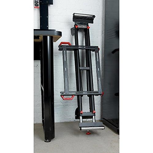 Craftsman Universal Saw Stand. Compact Is Less Than up 330 Arms Extend 80 Inches.