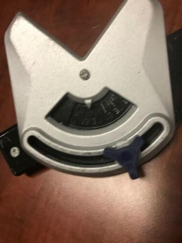 Used Gauge For Kobalt 7-in Wet/Dry Tabletop Saw